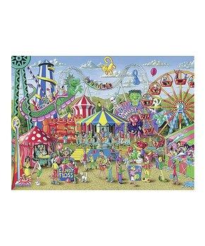 White Mountain Puzzles | Holiday Puzzle Set