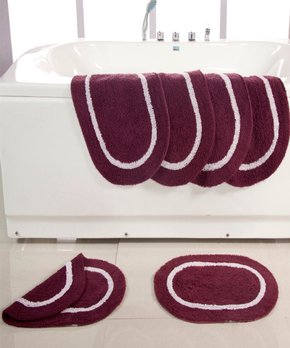 Revere Mills | Blush Shore Six-Piece Towel Set