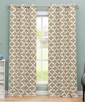 Duck River Textile | Wine Daenerys Blackout Curtain Panel - Set of Two