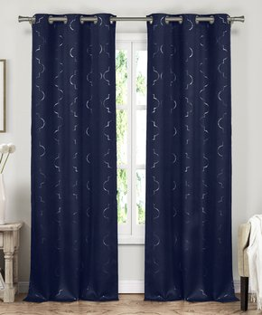 Duck River Textile | Gray Miso Blackout Curtain Panel - Set of Two