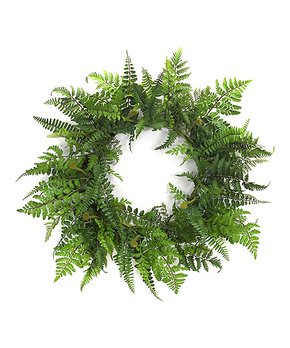 Melrose | Mixed Fern Wreath
