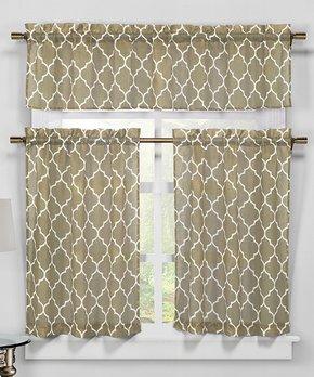 Duck River Textile | Blue Daenerys Blackout Curtain Panel - Set of Two