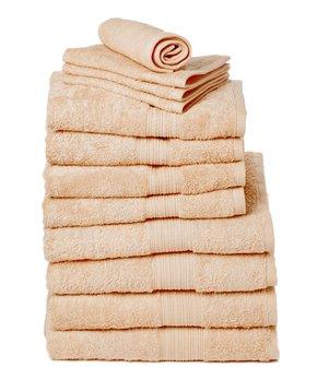 towel sets zulily