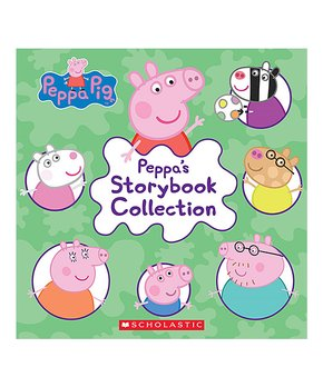 45bc0b9b2 Scholastic | Peppa Pig Peppa's Storybook Collection Hardcover