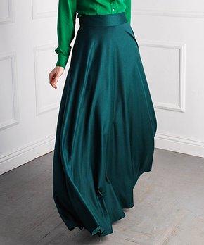 a949e3fe24 all gone. Jhiva   Green Maxi Skirt - Women