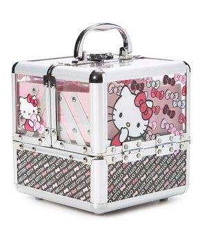 Hello Kitty Case Cosmetic Set