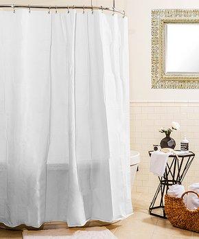 Splash Home | Black Nickel Cinch Spring Shower Curtain Hook - Set of 12