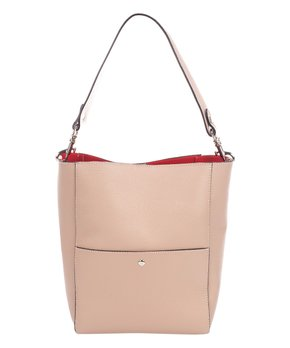 Giulia Massari   Red Simple Leather Tote · all gone 0aa45d82d1