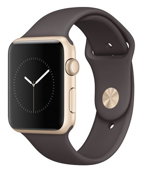 Apple | Refurbished Gold & Cocoa 42-MM Series 1 Watch