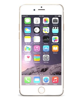 Apple | Refurbished Gold 128-GB GSM Unlocked iPhone 6s