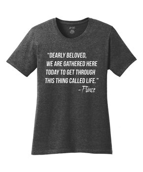 TKO tees | Dark Heather 'This Thing Called Life' C...