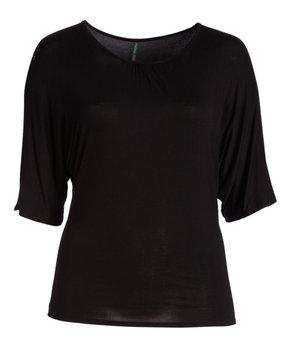 Be Girl Clothing | Dark Snow Wash Skinny Jeans - Plus