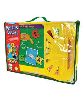The Learning Journey | Match It! Spelling Memory Card Set