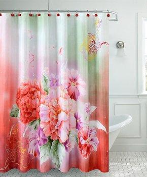 Affinity Home | Sage Stripe Elegance Spa Cotton Memory Foam Bath Rug Set