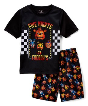 Five Nights at Freddy's Pajama Set – Boys