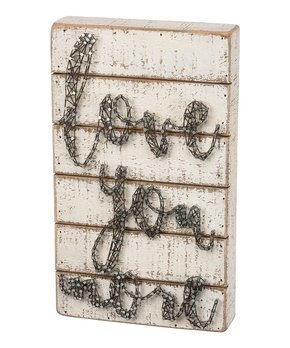 Primitives by Kathy | 'Find Joy in the Journey' String Art Sign