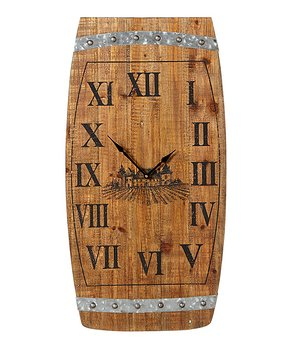 Midwest-CBK | Winery Barrel Wall Clock