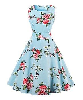 522c49136ae ... Tea-Length Vintage Fit   Flare Dress - Women · only 3 left