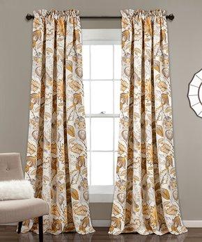 Duck River Textile | Indigo Kittattinny Blackout Curtain Panel - Set of Two