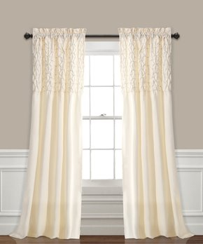 Duck River Textile | Chocolate Hastings Blackout Curtain Panel - Set of Two