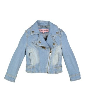 Girls Denim Jean Jackets At Up To 70 Off Zulily
