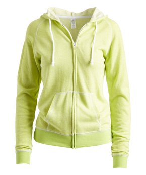 31dbebfe Pima Apparel   Peacock French Terry Zip-Up Short-Sleeve Hoodie - Women ·  all gone