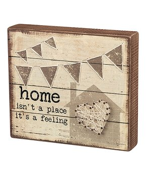 Primitives by Kathy | 'Chase Adventures' String Art Block Sign