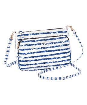SCOUT Bags | Bid Day Blue Key Chain