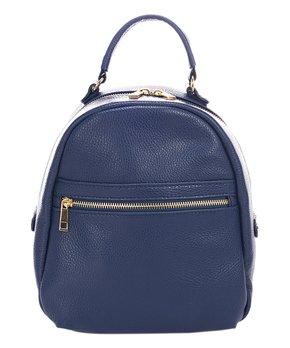 Giulia Massari   Cipria Round Leather Mini Backpack · all gone 49061195ce
