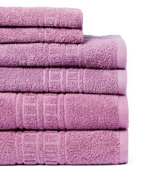 Revere Mills | Orchid Mist Soho Six-Piece Towel Set