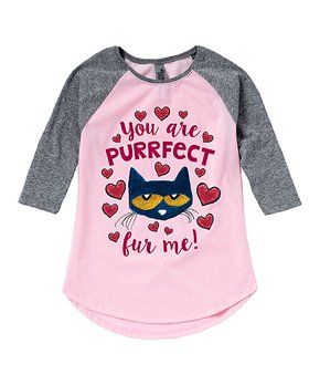 Baby & Toddler Clothing Pete The Cat Pete I Wheelie Like You Toddler Girl Short Sleeve Curved Hem Tee Clothing, Shoes & Accessories