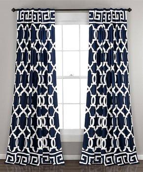 Lush Décor | Taupe Prima Velvet Curtain Panel - Set of Two