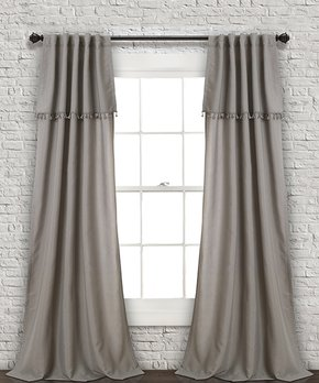 Duck River Textile | Midnight Blue Phelan Blackout Curtain Panel - Set of Two