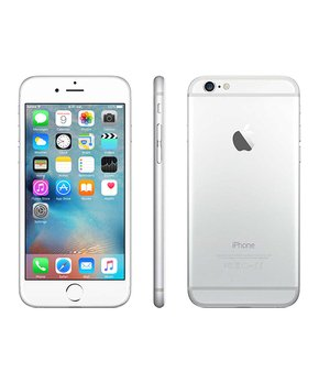 Apple | Refurbished Silver 16-GB GSM Unlocked iPhone 6s