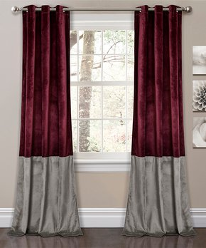 Duck River Textile | Chocolate Metallico Panel - Set of Two