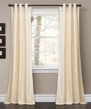 Duck River Textile | Dusty Mint Jacquard Clarissa Curtain Panel - Set of Two