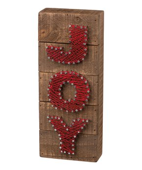Primitives by Kathy | 'Where You Go' Arrow String Heart Box Sign