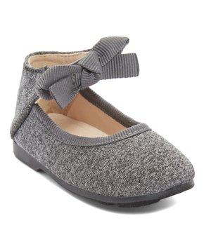 Ositos Shoes | Fuchsia Cross-Strap Ballet Flat - Girls
