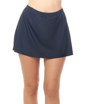 b1350adf52 Love My Curves | Black Skirted Bikini Bottoms - Women & Plus