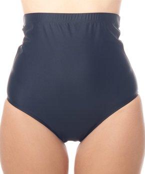 442f94ac9c Love My Curves | Black High-Waist Bikini Bottoms - Women & Plus