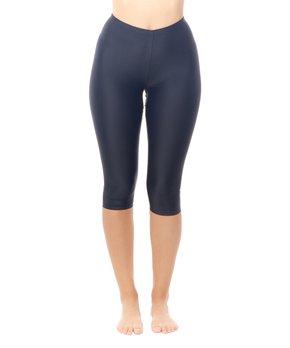 f8eba5e788 Love My Curves | Black Capri Swim Bottoms - Women