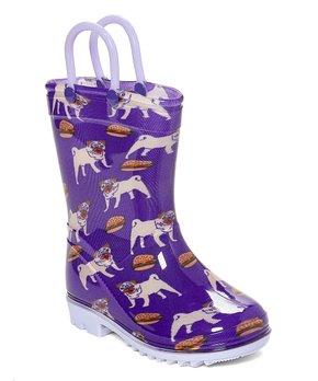 Weather-Ready: Kids' Rain Boots | Zulily