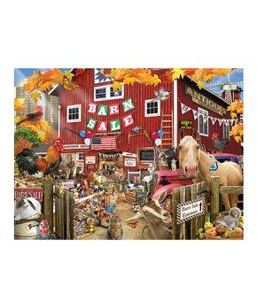 Cobble Hill | Fall Birds 1,000-Piece Puzzle