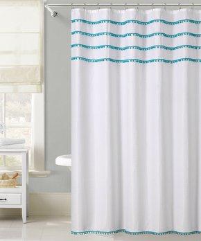 Daniel's Bath & Beyond | Blue Three-Piece Bathroom Set