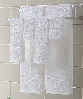 Revere Mills | Driftwood Soho Six-Piece Towel Set