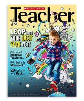 Scholastic Teacher Magazine Subscription