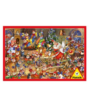 Springbok Puzzles | Cardinal Holiday Retreat 1,000-Piece Puzzle