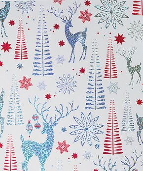 stock up on christmas wrapping zulily