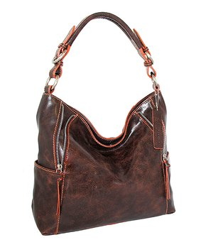 Nino Bossi Daniela Crossbody Bag Cognac
