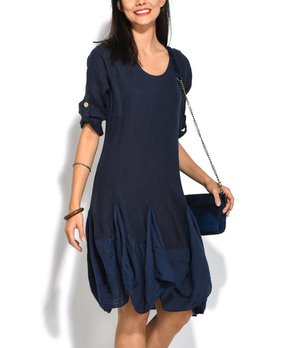 7db361595a34 We've Got a Thing for Swing Dresses | Zulily